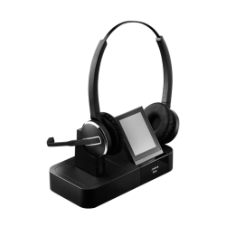 Casti Wireless cu Dock TouchScreen Jabra PRO 9465 Duo
