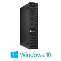 Calculatoare refurbished Dell OptiPlex 9020 USFF, I3-4130, 8GB Ram, Win 10 Home