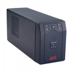 UPS second hand APC Smart-UPS SC SC620I 620VA/230V, baterii noi