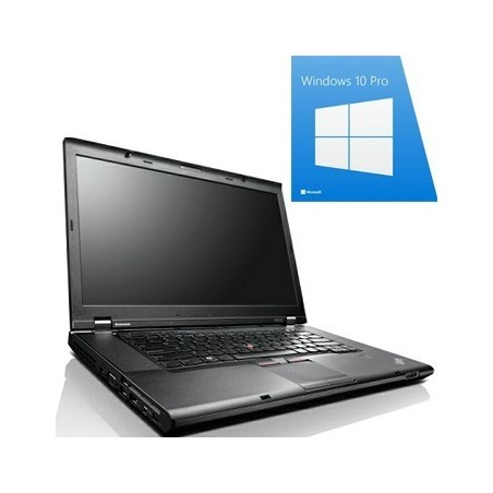 Laptop Refurbished Lenovo ThinkPad L430, i3-3120M, Win 10 Pro