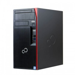 PC Refurbished Esprimo P720, i3-4130 Gen 4, HD 7350, Win 10 Home