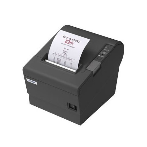 Imprimante termice sh Epson TM-T88IV negre, interfata paralel