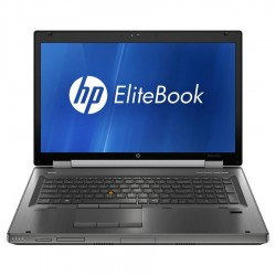 Laptop second hand HP EliteBook 8760w, Intel Core i5-2520M