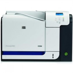 Imprimante second hand HP Color LaserJet CP3525N, 30ppm, Retea