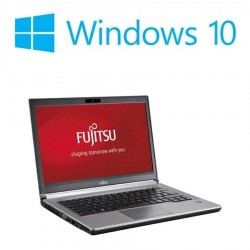 Laptop Refurbished Fujitsu LIFEBOOK E743 , i7-3632QM, Win 10 Home