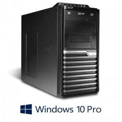 PC Refurbished Lenovo ThinkCentre M83 MT, i5-4590, Win 10 Home