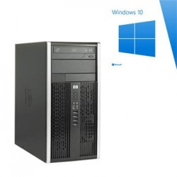 PC Refurbished HP 6005 Pro MT, Athlon II X2 220, 4GB Ram, Win 10 Home