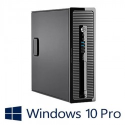 PC Refurbished HP ProDesk 400 G1 SFF, i5-4570, Win 10 Pro