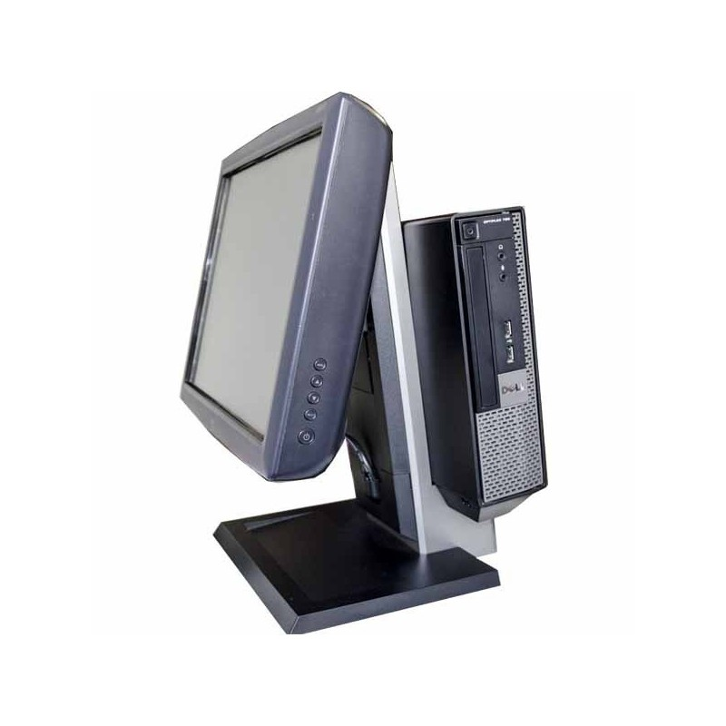 POS All-in-One Dell OptiPlex 790, Intel Core i3-2100, Elo 1515L