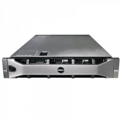 Server Dell PowerEdge R810, 4 Xeon E7540, 128GB, 2x146GB SAS