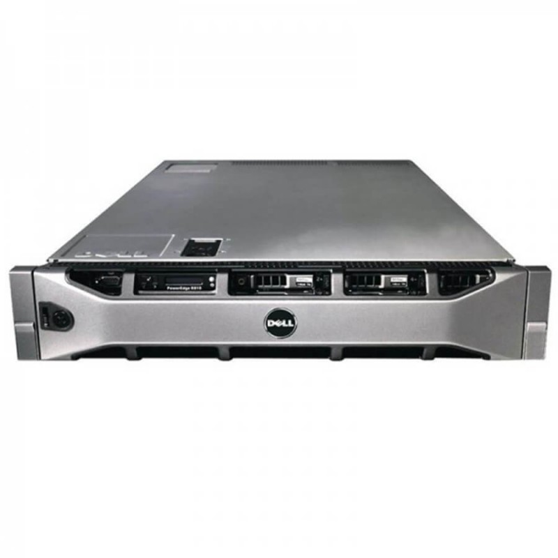 Server second hand Dell PowerEdge R810 - configureaza pentru comanda