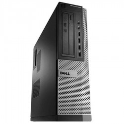 Calculatoare second hand Dell Optiplex 990 DT, Core i5-2400
