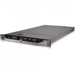 Server second hand Dell PowerEdge R410, 2x Quad Core Xeon E5504