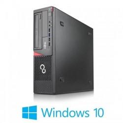 Placa retea second hand Broadcom TMGR6, Quad Port, Gigabit