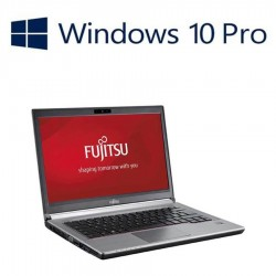 Laptop Refurbished Fujitsu LIFEBOOK E743 , i5-3230M, Win 10 Pro