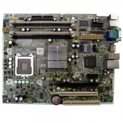 Placa de baza second hand HP DC7900 SFF, Socket 775
