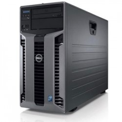Workstation Second Hand Dell PowerEdge T610, 2xHexa Core Xeon E5649, 2x512GB SSD