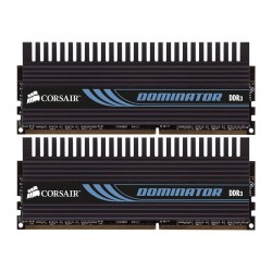 Kit memorie sh Corsair Dominator 4GB(2 x 2GB) DDR3, 1600MHz