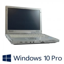 Laptop Refurbished Touch Panasonic Toughbook CF-C1, i5-520M, Win 10 Pro