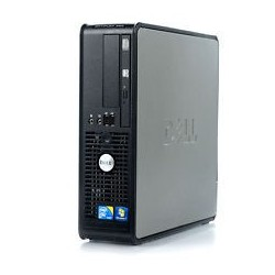Calculatoare second hand Dell Optiplex 380 SFF, Pentium E5500