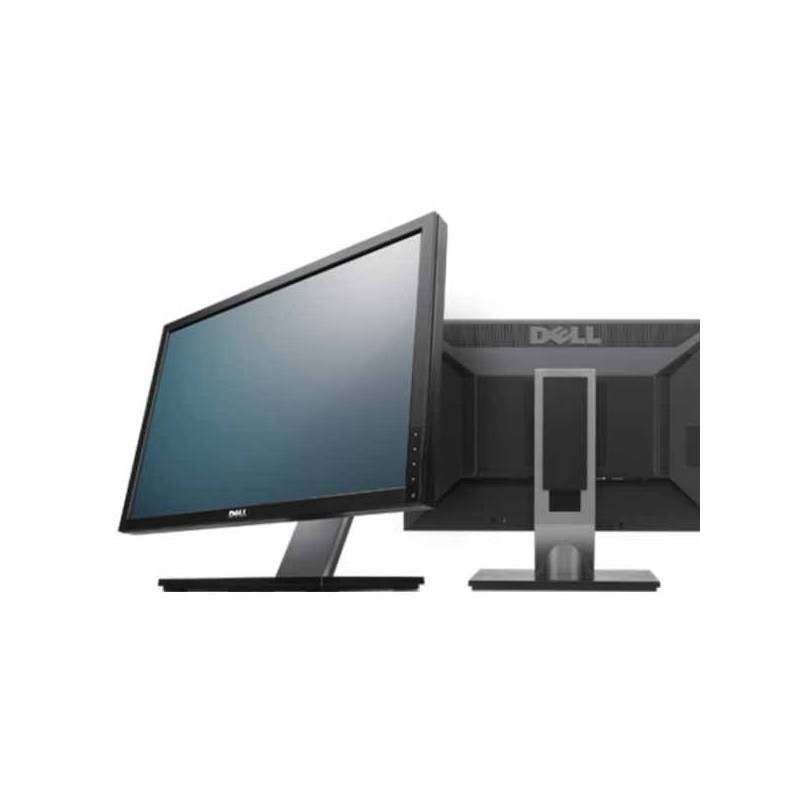 "Monitor second hand LED Dell Professional P2411Hb 24"" Full HD, Grad B"