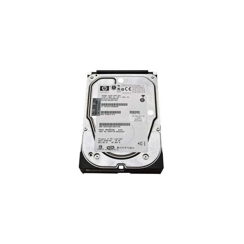 "Hard Disk server 300GB 3.5"" SAS 15K RPM"