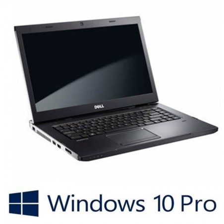 Laptop Refurbished Dell Vostro 3550, Intel Core i5-2520M, Win 10 Pro