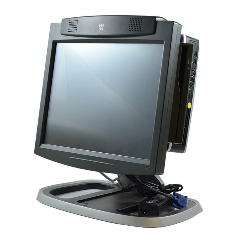 Sistem POS all in one HP Elite 8200 USDT, I3-2100, Monitor NCR 5964