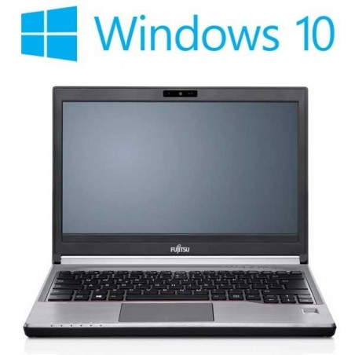 Laptop refurbished Fujitsu LIFEBOOK E734, i5-4310M, 250GB, Win 10 Home