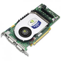 Placi video second hand Nvidia Quadro FX 3400 256MB 256bit