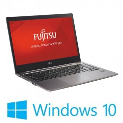 Laptop Refurbished Fujitsu Lifebook S904, Core i5-4300U, Win 10 Home