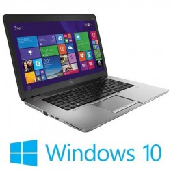 Laptop Refurbished HP ProBook 640 G1, Core i5-4200M, 8GB DDR3L, Win 10 Home