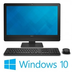 Sistem All-in-One Refurbished Dell Optiplex 9030, Intel Core i3-4160, 23 inch FullHD, Win 10 Home