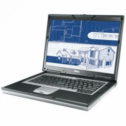 Laptop Dell Precision M4300 Mobile Workstation, Core 2 Duo T7500