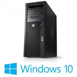 Workstation Refurbished HP Z420,Quad Core E5-1603, Win 10 Home