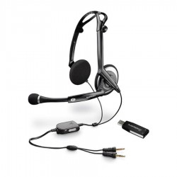 Casti cu microfon noi Plantronics Audio 400 DSP