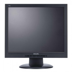 Monitor second hand LCD Philips 170S8FB, Grad B