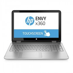 Laptop second hand HP ENVY 15-U111DX x360 Touch, i7-5500U, Baterie noua