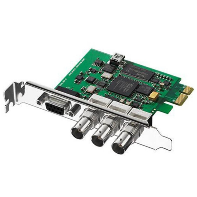 Placi de captura second hand DeckLink SDI, PCI-Express