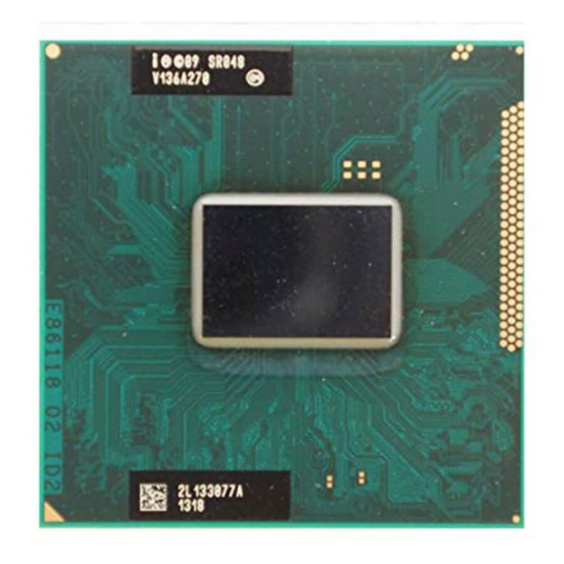 Procesor Laptop second hand Intel Core i5-2520M, Socket 988