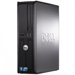 Calculatoare second hand Dell Optiplex 745DT, Core 2 Duo E6300