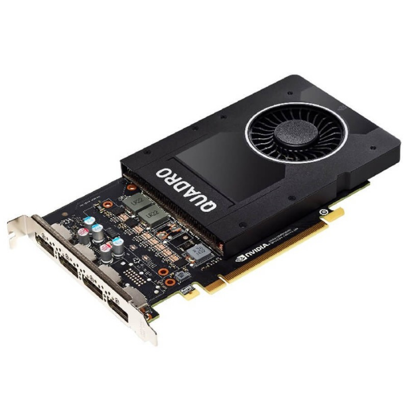 Placi video second hand NVIDIA Quadro P2000, 5GB GDDR5, 160-bit