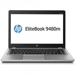 Laptop second hand HP EliteBook Folio 9480m, Core i5 4310U