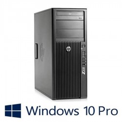 PC refurbished HP Z210 Workstation MT, Xeon Quad Core E3-1225, Win 10 Pro
