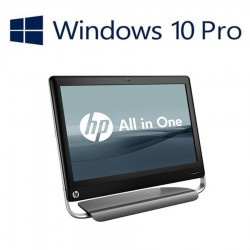 All in One refurbished HP TouchSmart Elite 7320 21.5 Inch, i3-2120, 360GB SSD, Fara picior, Win 10 Pro