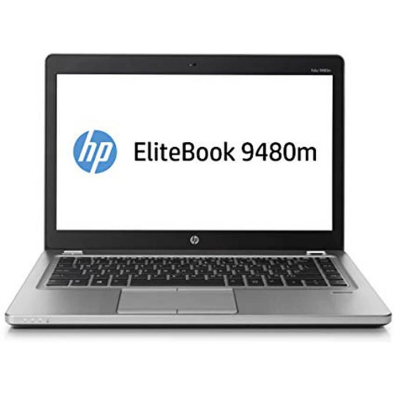 Laptop second hand HP EliteBook Folio 9480m, Core i5 4310u, 500GB HDD