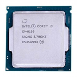 Procesoare second hand Intel Core i3-6100, 3,70GHz