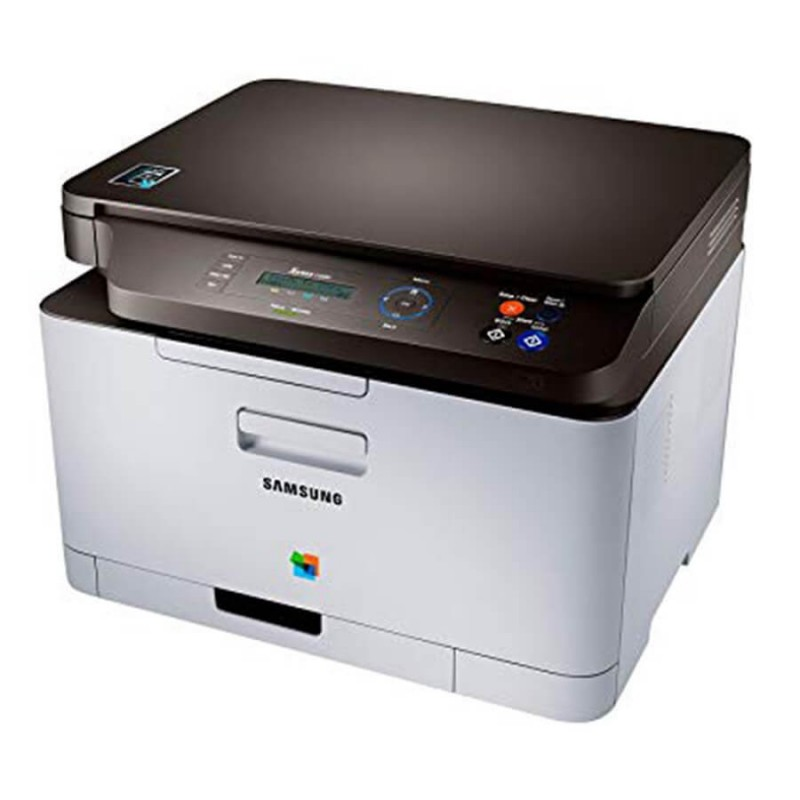 Multifunctionale laser second hand Samsung Xpress C460W, Color
