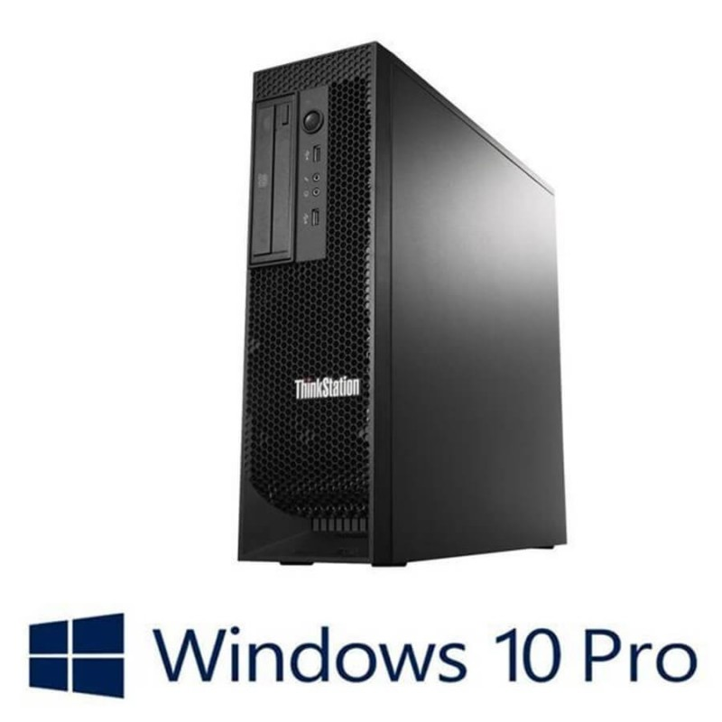 Workstation refurbished Lenovo ThinkStation C30, 2 Xeon E5-2665, Win 10 Pro