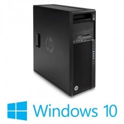 Workstation refurbished HP Z440, Xeon Hexa Core E5-1650 v3, Quadro 4000, Win 10 Home